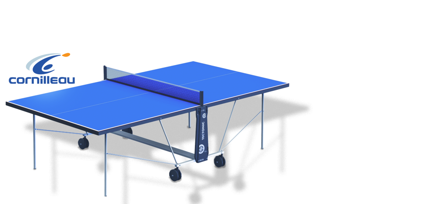 Cornilleau tectonic table ping pong outdoor - Table ping pong cornilleau outdoor ...
