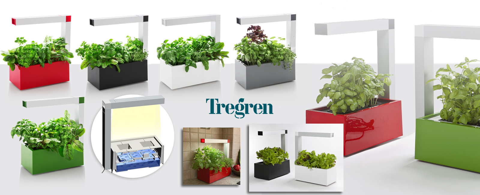 tregren potager de cuisine herbie. Black Bedroom Furniture Sets. Home Design Ideas