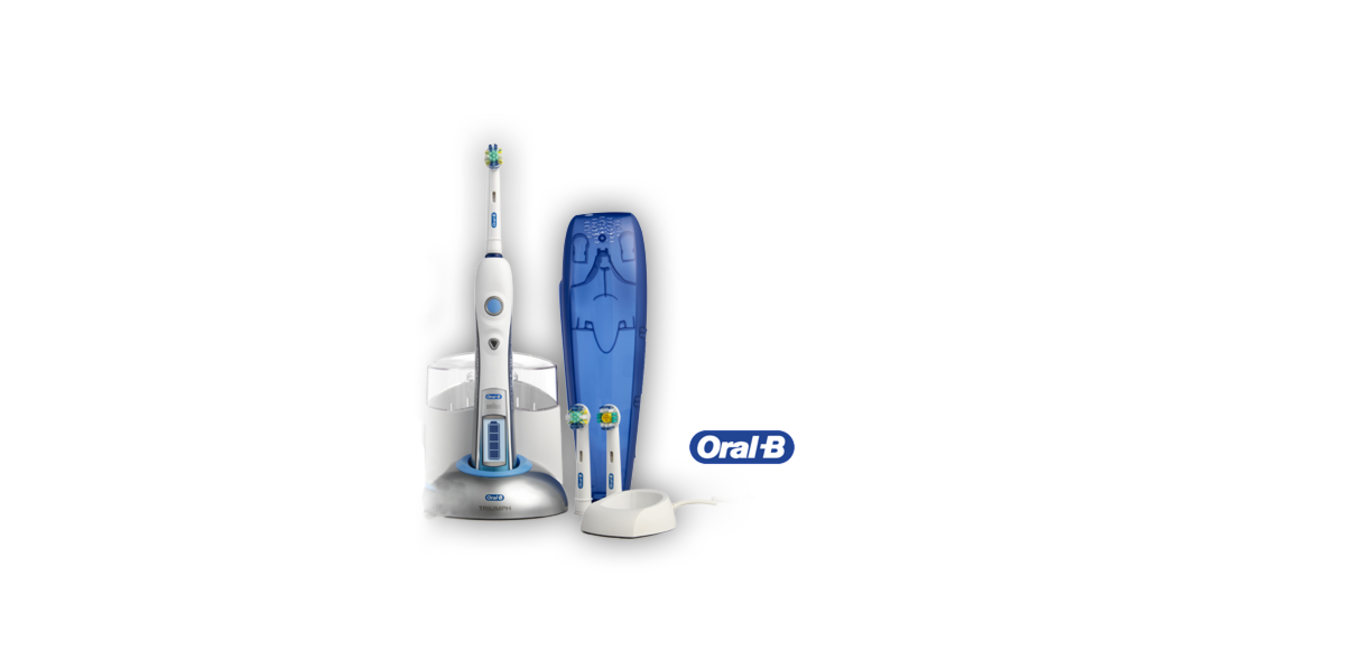 braun oralb brosse dent lectrique 9500 dlx. Black Bedroom Furniture Sets. Home Design Ideas