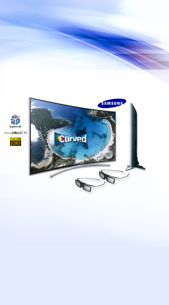 samsung tv led 55 pouces ue55h8080sqxzg. Black Bedroom Furniture Sets. Home Design Ideas