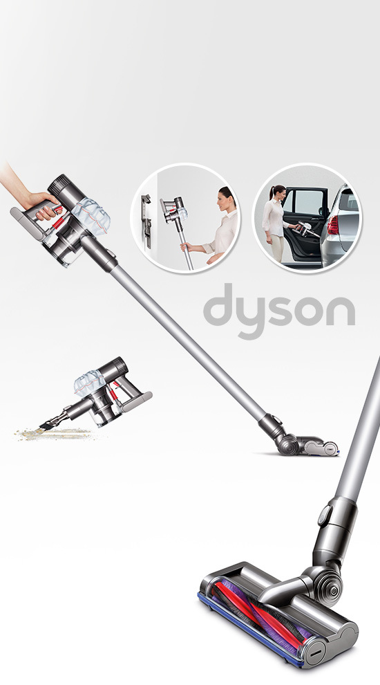 dyson v6 staubsauger. Black Bedroom Furniture Sets. Home Design Ideas