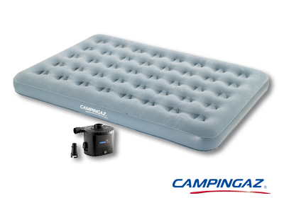 campingaz matelas gonflable avec pompe air. Black Bedroom Furniture Sets. Home Design Ideas