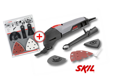 Skil outil multifonctions 1470aa accessoires for Outil decoupe carrelage
