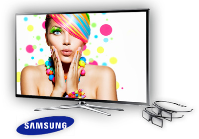 samsung ue55f6340 tv led 55 pouces 3d fullhd. Black Bedroom Furniture Sets. Home Design Ideas