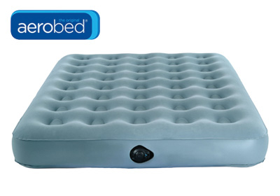 Aerobed matelas gonflable 2 places - Matelas gonflable tres confortable ...